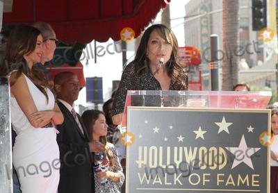 Katie Segal Photo - 30 August 2011 - Hollywood California - Katy Segal Sofia Vergara Ed ONeill Hollywood Walk Of Fame Induction Ceremony Photo Credit Kevan BrooksAdMedia