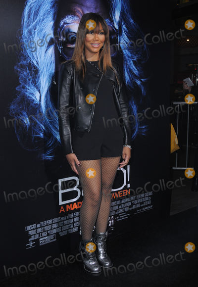 Tamar Braxton Photo - 17 October 2016 - Hollywood California Tamar Braxton Premiere Of Lionsgates Boo A Madea Halloween held at ArcLight Cinerama Dome Photo Credit Birdie ThompsonAdMedia