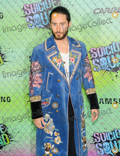 Jared Leto Photo - 01 August 2016 - New York New York - Jared Leto Suicide Squad World Premiere Photo Credit Mario SantoroAdMedia
