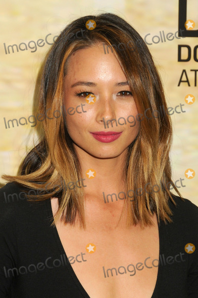 Aja Dang Photo - 20 January 2016 - Los Angeles California - Aja Dang The Boy Los Angeles Premiere held at Cinemark Playa Vista Photo Credit Byron PurvisAdMedia