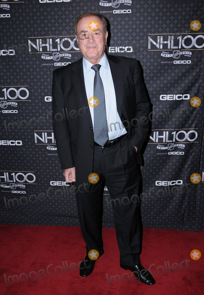 Al Michaels Photo - 27 January 2017 - Los Angeles California - Al MIchaels The NHL 100 Gala held at TheMicrosoft Theater Photo Credit Birdie ThompsonAdMedia