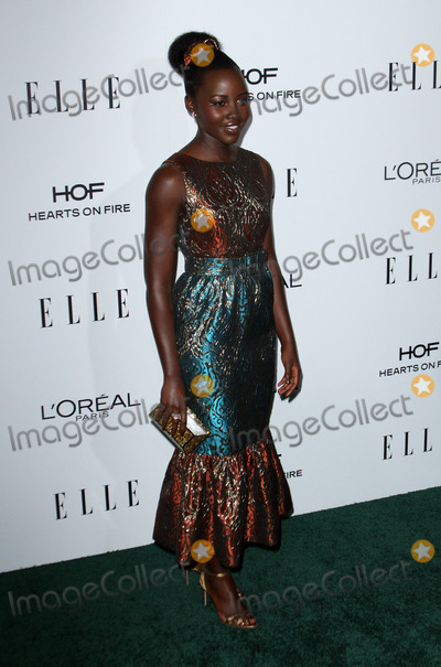 Lupita Nyongo Photo - 24 October 2016 - Beverly Hills California - Lupita Nyongo 23rd Annual ELLE Women In Hollywood Awards held at the Four Seasons Hotel Beverly Hills Photo Credit AdMedia