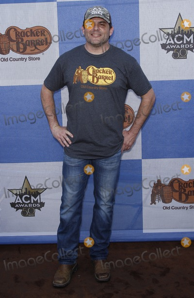 Rhett Akins Photo - 18 April 2015 - Arlington TX -   Rhett Akins  Cracker Barrel Country Checkers Challenge at The ACM Party For A Cause at Global Life StadiumPhoto Credit mjtAdMedia