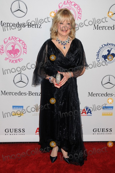 Candy Spelling Photo - 20 October 2012 - Beverly Hills California - Candy Spelling 26th Annual Carousel of Hope Gala held at the Beverly Hilton Hotel Photo Credit Byron PurvisAdMedia