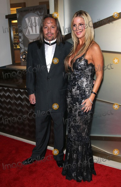 Alicia Jacobs Photo - 29 January 2011 - Las Vegas Nevada - Vince Neil Alicia Jacobs  Priscilla Presley is honored by the Nevada Ballet Theatre as its 2011 Women of the Year at the Black and White Ball at Aria Resort and Casino at CityCenter Photo MJTAdMedia