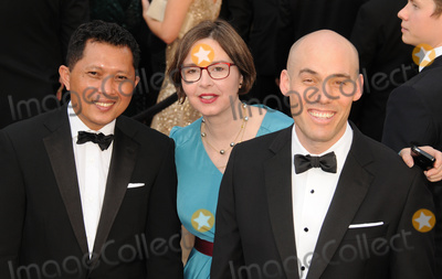Adi Rukun Photo - 28 February 2016 - Hollywood California - Signe Byrge Sorensen Adi Rukun Joshua Oppenheimer 88th Annual Academy Awards presented by the Academy of Motion Picture Arts and Sciences held at Hollywood  Highland Center Photo Credit Byron PurvisAdMedia