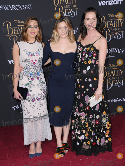 Aubrey Plaza Photo - 02 March 2017 - Hollywood California - Aubrey Plaza Rachel Keller Katie Aselton Los Angeles premiere of Disneys Beauty and the Beast held at El Capitan Theatre Photo Credit Birdie ThompsonAdMedia