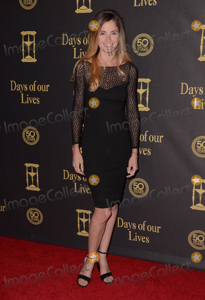 Alexis Thorpe Photo - 07 November - Hollywood Ca - Alexis Thorpe Arrivals for Days of Our Lives 50th Anniversary held Hollywood Palladium Photo Credit Birdie ThompsonAdMedia