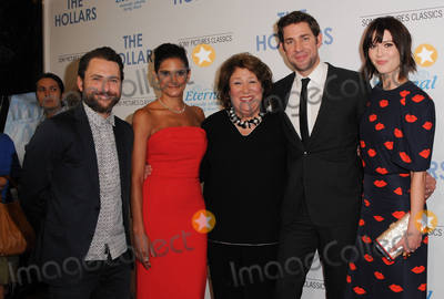 Ashley Dyke Photo - 22 August 2016 - Los Angeles California Charlie Day Ashley Dyke Margo Martindale John Krasinski Mary Elizabeth Winstead The Hollars special Los Angeles presentation held at Linwood Dunn Theater Photo Credit Birdie ThompsonAdMedia