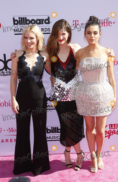 Kristen Bell Photo - 22 May 2016 - Las Vegas NV -  Kristen Bell Kathryn Hahn Mila Kunis  2016 Billboard Music Awards from the T-Mobile Arena- Arrivals Credit mjtAdMedia