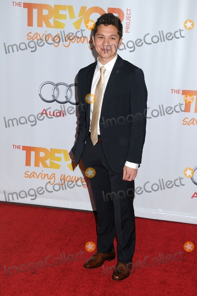 Adam White Photo - 8 December 2013 - Hollywood California - Adam White 15th Annual TrevorLive Los Angeles Benefit held at The Hollywood Palladium Photo Credit Byron PurvisAdMedia