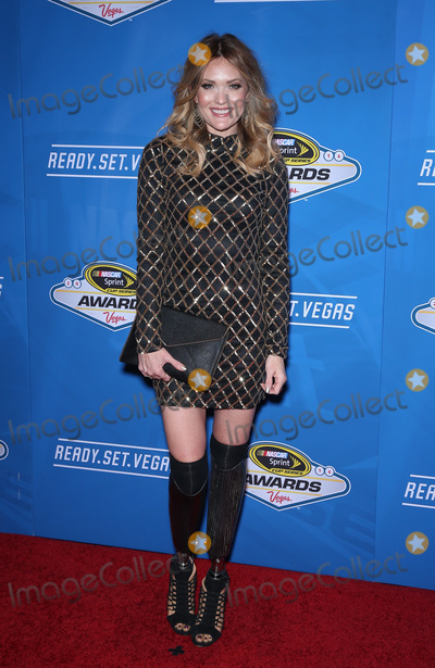 Amy Purdy Photo - 02 December 2016 - Las Vegas NV -  Amy Purdy  2016 NASCAR Sprint Cup Series Awards at Wynn Las Vegas red carpet arrivals  Photo Credit MJTAdMedia