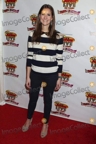 Alana Feld Photo - 29 September 2013 - Hollywood California - Alana Feld DIsney Junior Tour Pirates  Princess Adventure held at the Dolby Theatre Photo Credit Russ ElliotAdMedia