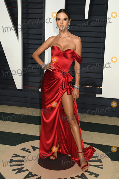 Alessandra Ambrosio Photo - 26 February 2017 - Beverly Hills California - Alessandra Ambrosio 2017 Vanity Fair Oscar Party held at the Wallis Annenberg Center Photo Credit Byron PurvisAdMedia