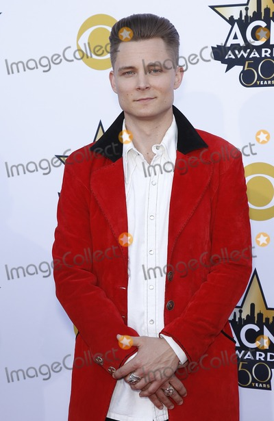 Frankie Ballard Photo - 19 April 2015 - Arlington Texas - Frankie Ballard 50th Academy Of Country Music Awards held at ATT Stadium Photo Credit MJTAdMedia