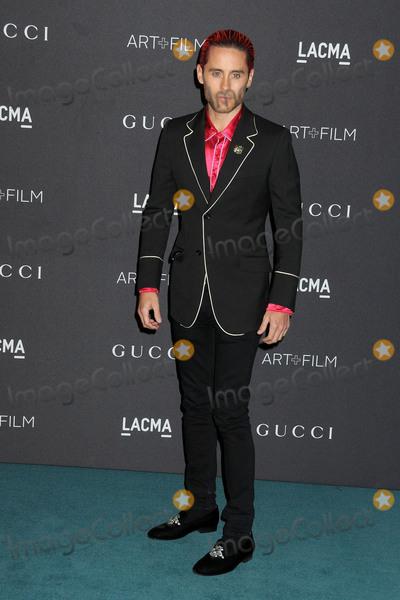 Jared Leto Photo - 7 November 2015 - Los Angeles California - Jared Leto LACMA 2015 ArtFilm Gala held at LACMA Photo Credit Byron PurvisAdMedia