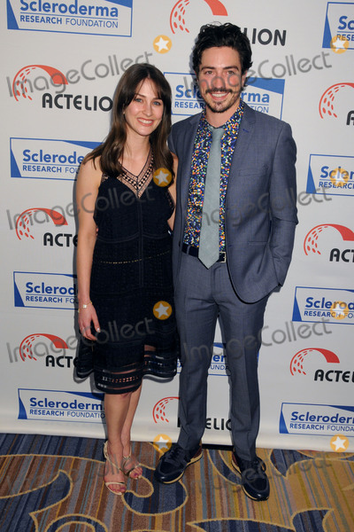 Michelle Mulitz Photo - 5 June 2015 - Beverly Hills California - Michelle Mulitz Ben Feldman Cool Comedy - Hot Cuisine Benefit For The Scleroderma Research Foundation held at the Beverly Wilshire hotel Photo Credit Byron PurvisAdMedia