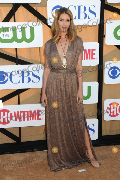Dawn Olivieri Photo - 29 July 2013 - Beverly Hills California - Dawn Olivieri CBS Showtime CW 2013 Summer Stars Party held at 9900 Wilshire Blvd Photo Credit Byron PurvisAdMedia