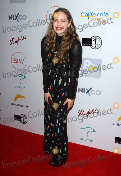 Ashleigh Cummings Photo - 01 June 2016 - Beverly Hills California - Ashleigh Cummings 2016 Australians in Film Heath Ledger Scholarship Announcement Dinner held at Mr C Beverly Hills Photo Credit AdMedia