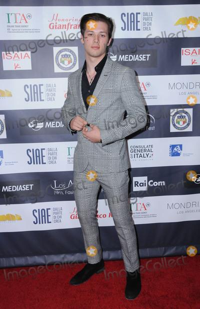 Leo Howard Photo - 19 February 2017 - Hollywood California - Leo Howard  12th Annual Los Angeles - Italia Film Festival held at TCL Chinese 6 Theater Photo Credit Birdie ThompsonAdMedia