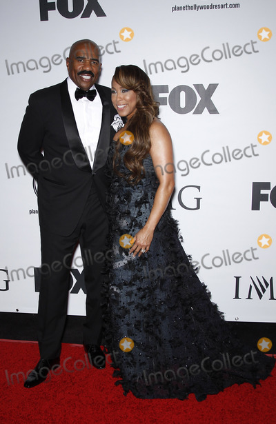 Marjorie Harvey Photo - 20 December 2015 - Las Vegas NV - Steve Harvey ...