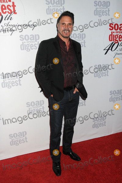 Don Diamont Photo - 24 February 2016 - Hollywood California - Don Diamont Soap Opera Digests 40th Anniversary Event held at The Argyle Hollywood Photo Credit Byron PurvisAdMedia