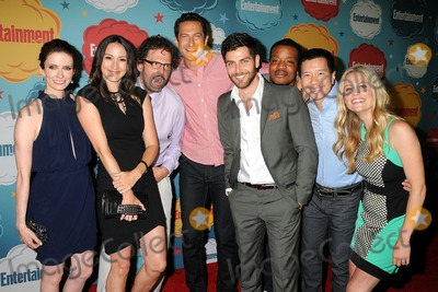 Sasha Roiz Photo - 20 July 2013 - San Diego California - Bitsie Tulloch Bree Turner Silas Weir Mitchell Sasha Roiz David Giuntoli Russell Hornsby Reggie Lee Claire Coffee  Entertainment Weekly Hosts Annual Comic-Con Celebration 2013 held at Float at the Hardrock Cafe Photo Credit Byron PurvisAdMedia