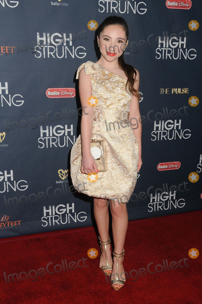 Ava Cantrell Photo - 29 March 2016 - Hollywood California - Ava Cantrell High Strung Los Angeles Premiere held at the TCL Chinese 6 Theatre Photo Credit Byron PurvisAdMedia