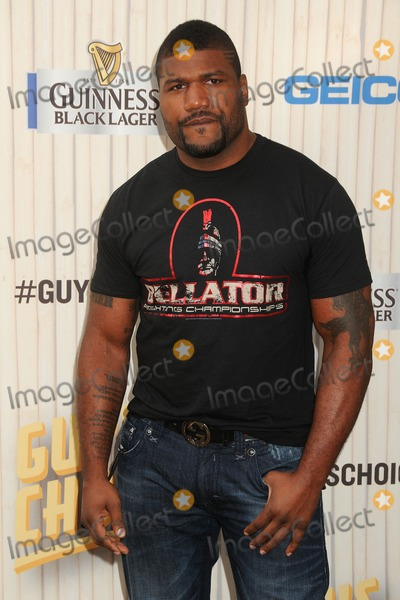 Quinton Rampage Jackson Pictures and Photos
