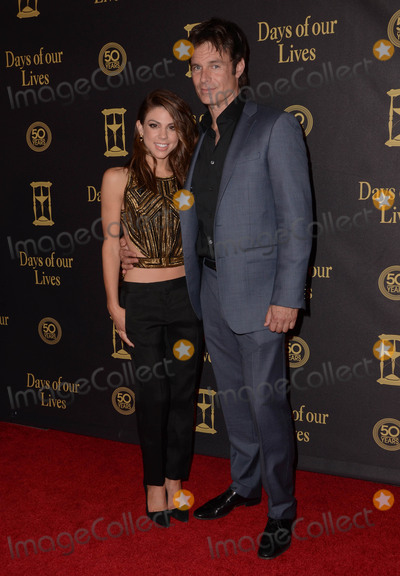 Kate Mansi Photo - 07 November - Hollywood Ca - Kate Mansi Patrick Muldoon Arrivals for Days of Our Lives 50th Anniversary held Hollywood Palladium Photo Credit Birdie ThompsonAdMedia