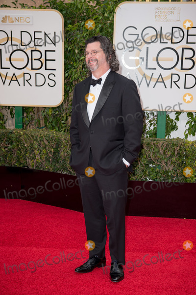 Ronald D Moore Photo - Ronald D Moore Golden Globe nominees for BEST TELEVISION DRAMA for Outlander arrives at the 73rd Annual Golden Globe Awards at the Beverly Hilton in Beverly Hills CA on Sunday January 10 2016 Photo Credit HFPAAdMedia