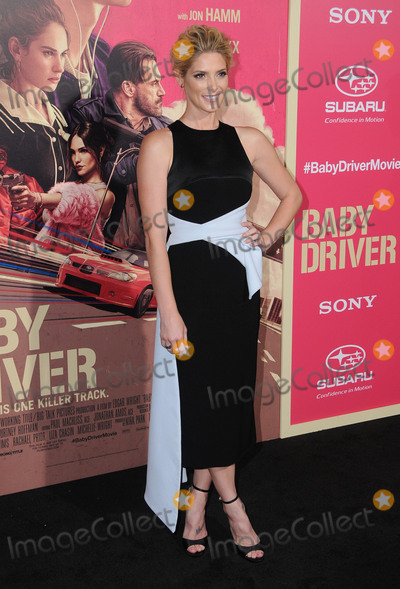 Ashley Greene Photo - 14 June 2017 - Los Angeles California - Ashley Greene Los Angeles Premiere of Baby Driver held at the Ace Hotel Downtown in Los Angeles Photo Credit Birdie ThompsonAdMedia