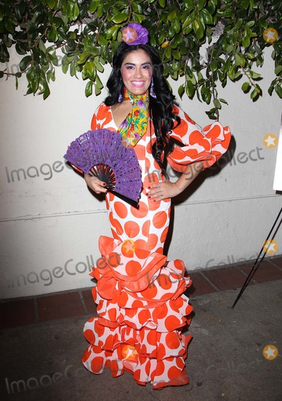 Paloma Rios Photo - 31 January 2013 - Los Angeles California - Paloma Rios Kumpania Flamenco Los Angeles - Los Angeles Premiere  Held At El Cid Restaurant Photo Credit Kevan BrooksAdMedia
