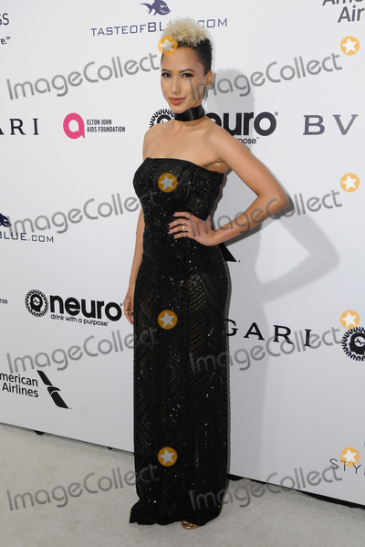 Andy Allo Photo - 26 February 2017 - West Hollywood California - Andy Allo 25th Annual Elton John Academy Awards Viewing Party held at West Hollywood Park Photo Credit Birdie ThompsonAdMedia