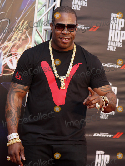 Busta Rhymes Photo - September 29 2012 - Atlanta GA - The 2012 BET Hip Hop Awards were held in Atlanta where stars walked the red carpet before the show