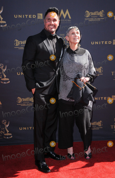 Don Diamont Photo - 30 April 2017 - Pasadena California - Don Diamont 44th Annual Daytime Emmy Awards held at Pasadena Civic Centerin Pasadena Photo Credit Birdie ThompsonAdMedia
