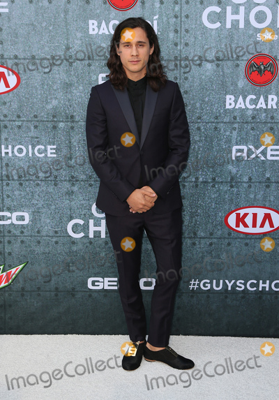 Peter Gadiot Photo - 06  June 2015 - Culver City Peter Gadiot Spike TVs Guys Choice 2015 Held at The Sony Pictures Studios Photo Credit FSadouAdMedia