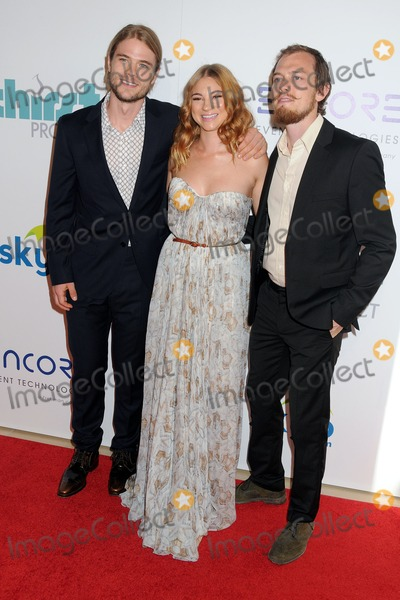 Adam Brooks Photo - 24 June 2014 - Beverly Hills California - Andy Fischer-Price Allie Gonino Adam Brooks The Good Mad 5th Annual Thirst Project Gala held at the Beverly Hilton Hotel Photo Credit Byron PurvisAdMedia
