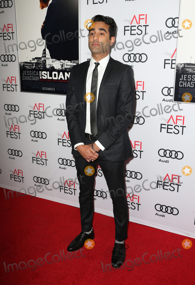Al Mukadam Photo - 11 November 2016 - Hollywood California - Al Mukadam AFI FEST 2016 Presented By Audi - Premiere Of EuropaCorp USAs Miss Sloane held at The TCL Chinese 6 Theatres Photo Credit AdMedia
