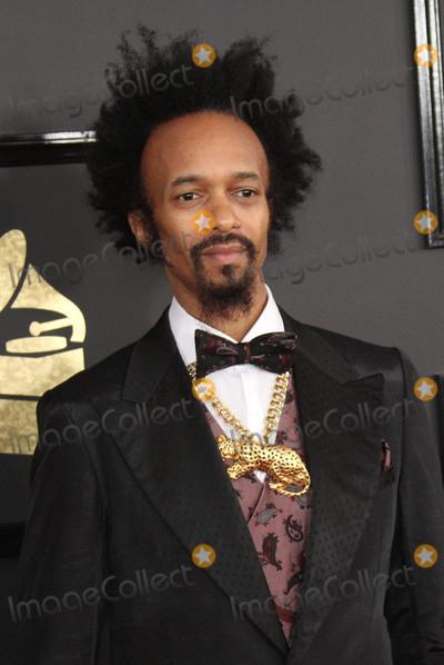 Amine Photo - 12 February 2017 - Los Angeles California - Fantastic Negrito Xavier Amin Dphrepaulezz 59th Annual GRAMMY Awards held at the Staples Center Photo Credit AdMedia