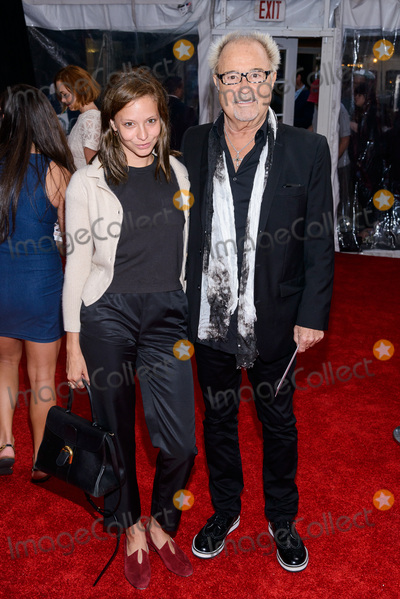 Annabelle Dexter Jones Photo - 10 August 2015 - New York New York- Annabelle Dexter-Jones Mick Jones The Man From UNCLE  New York Premiere Photo Credit Mario SantoroAdMedia