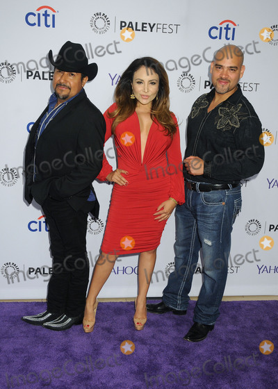 Andres Maldonado Photo - 10 September 2015 - Beverly Hills California - Andres Maldonado Sylvia del Valle Raul Molinar 2015 PaleyFest Fall TV Preview - La Banda held at The Paley Center Photo Credit Byron PurvisAdMedia