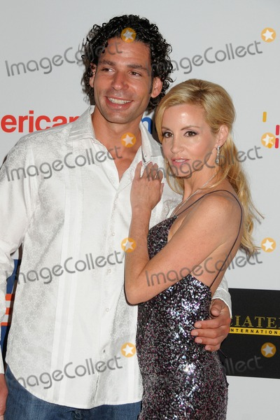 Dimitri Charalambopoulos Photo - 18 May 2012 - Century City California - Dimitri Charalambopoulos Camille Grammer 19th Annual Race To Erase MS held at the Hyatt Regency Century Plaza Hotel Photo Credit Byron PurvisAdMedia
