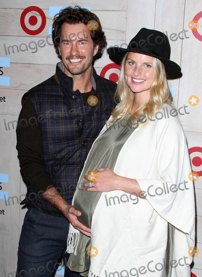 Blake Mycoskie Photo - 12 November 2014 - Los Angeles California - Founder and Chief Shoe Giver of TOMS Blake Mycoskie and pregnant wife Heather Mycoskie TOMS for Target Launch Event held at the Book Bindery Photo Credit AdMedia