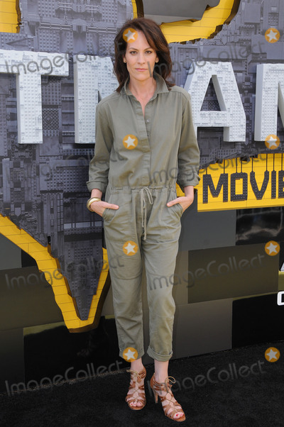 Annabeth Gish Photo - 04 February 2017 - Westwood California - Annabeth Gish Premiere of Warner Bros Pictures The LEGO Batman Movie  held at the Regency Village Theater Photo Credit Birdie ThompsonAdMedia