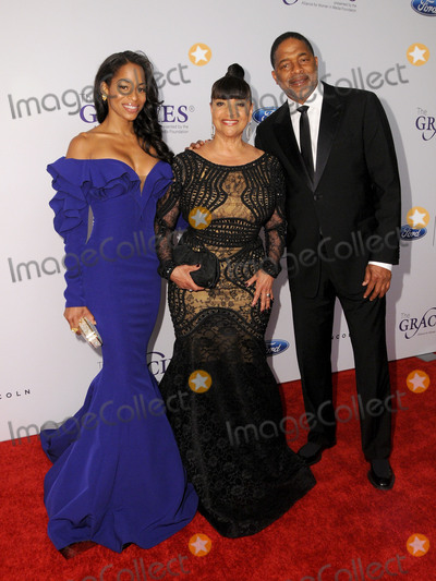 Norm Nixon Photo - 06 June 2017 - Beverly Hills California - Vivian Nixon Debbie Allen Norm Nixon 2017 Gracie Awards held at Beverly Wilshire Hotel in Beverly Hills Photo Credit Birdie ThompsonAdMedia