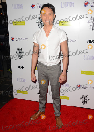 Adrian Voo Photo - 19 March 2015 - West Hollywood California - Adrian Voo Arrivals for the Los Angeles screening of HBOs Looking Season 2 Finale held at The Abbey Food  Bar Photo Credit Birdie ThompsonAdMedia