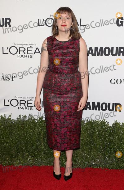 Lena Dunham Photo - 14 November 2016 - Los Angeles California - Lena Dunham Glamour Women Of The Year 2016 held at NeueHouse Hollywood Photo Credit AdMedia