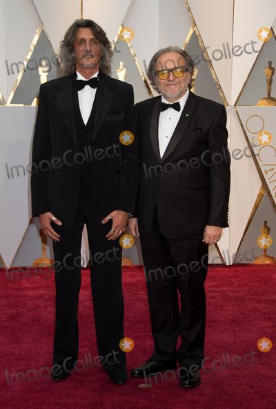 Alessandro Bertolazzi Photo - 26 February 2017 - Hollywood California - Giorgio Gregorini and Alessandro Bertolazzi 89th Annual Academy Awards presented by the Academy of Motion Picture Arts and Sciences held at Hollywood  Highland Center Photo Credit AMPASAdMedia