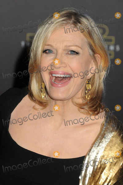 Diane Sawyer Photo - 14 December 2015 - Hollywood California - Diane Sawyer Star Wars The Force Awakens Los Angeles Premiere held at multiple theaters on Hollywood Blvd Photo Credit Byron PurvisAdMedia